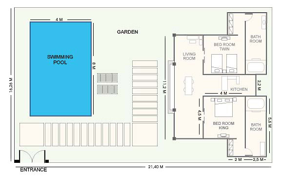 Manufactured Home Floor Plans - Tropical Park, Kissimmee, FL