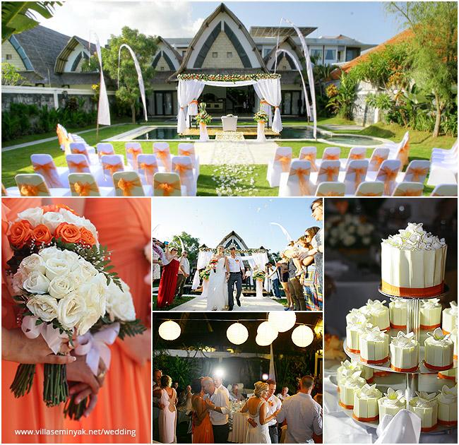 Villas At Shaver Apartments Home: Bali Villa Wedding At Villa Seminyak Estate & Spa